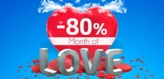 LOVE MONTH -> BODYTIMERO!