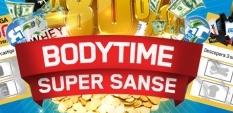 Incheiem promotia BODYTIME Super Sanse!